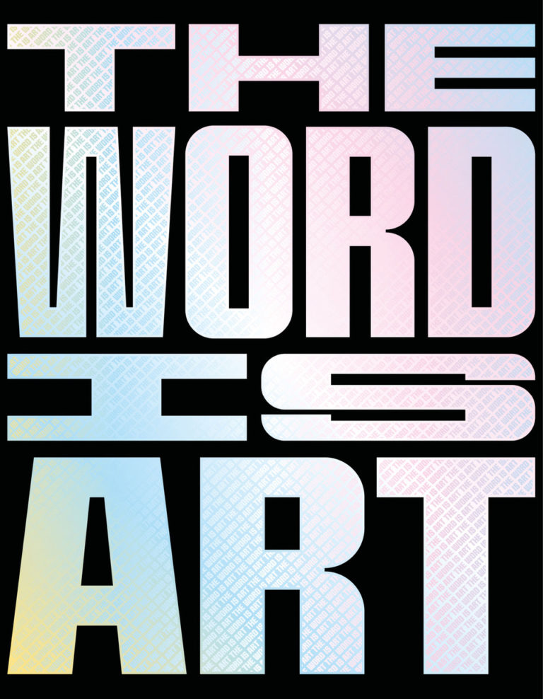 Michael Petry: The Word is Art